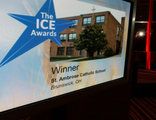 NCEA Catholic Identity Award for Innovation: The Homeless Project!