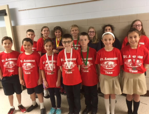 SAS Brings Home Science Olympiad Victories