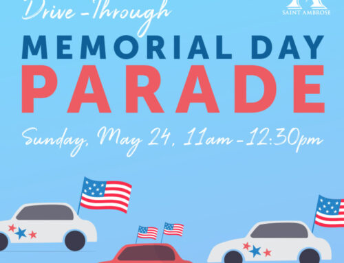 Memorial Day Parade: Sunday, May 24